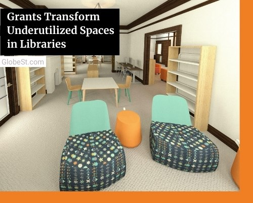 Grants Transform Underutilized Spaces in Libraries